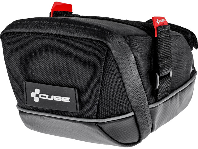 Cube Pro pyörälaukku L, black